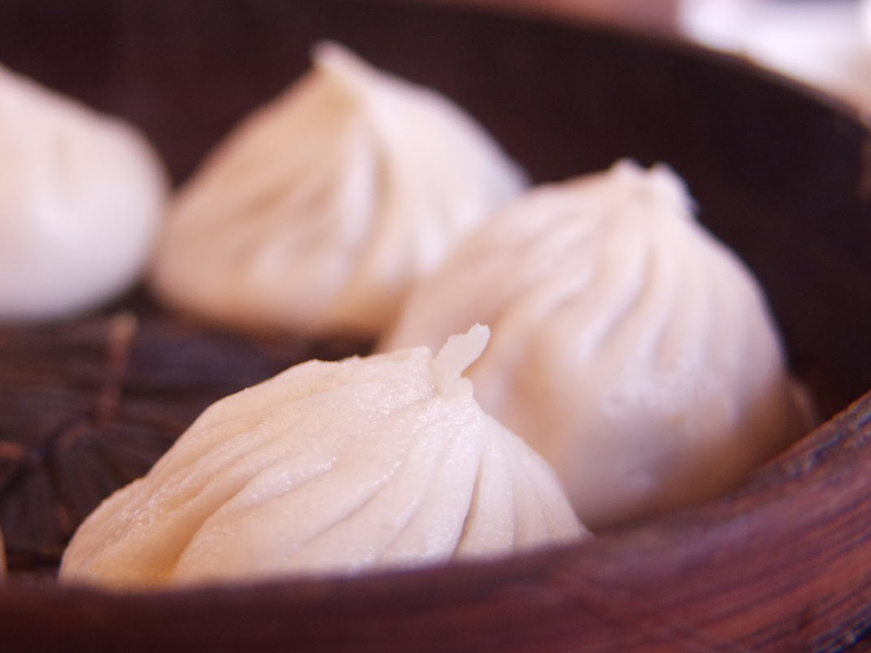 Bao (Chinese steamed, filled buns)