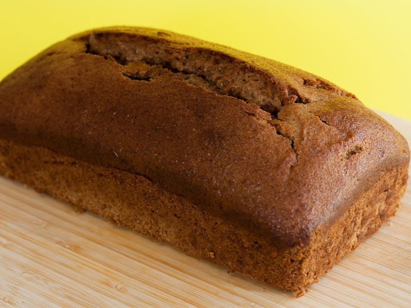 Banana Bread Recipe Caribbean Sweet Quickbread Whats4eats