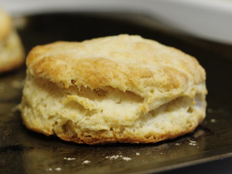 Baking Powder Biscuits Recipe American Breakfast Quickbread