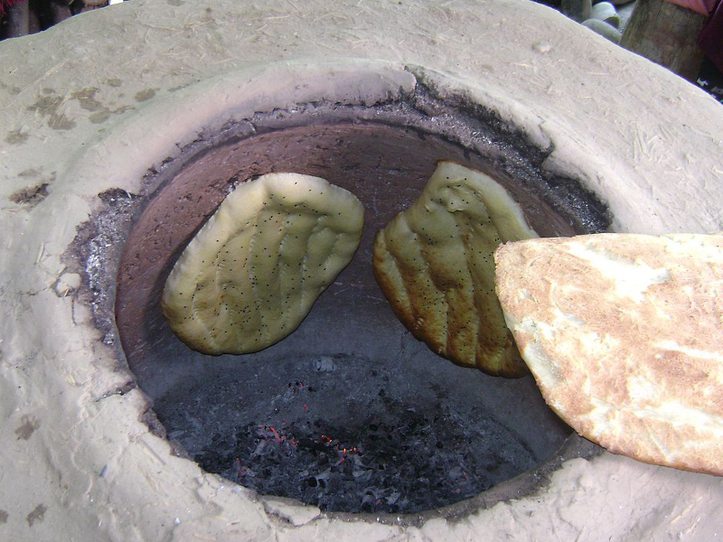 Naan Recipe Indian Pakistani Tandoor Baked Bread Whats4eats
