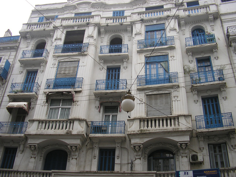 Buildings in Algiers