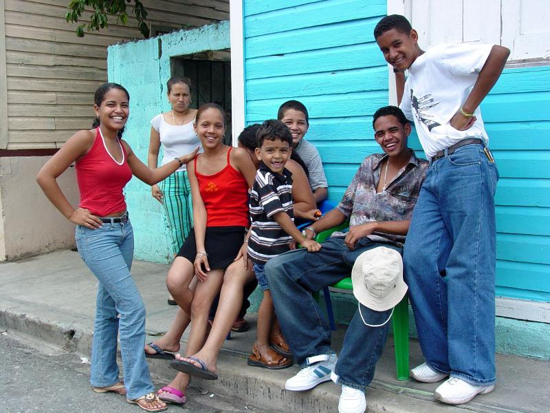 Dominican friends
