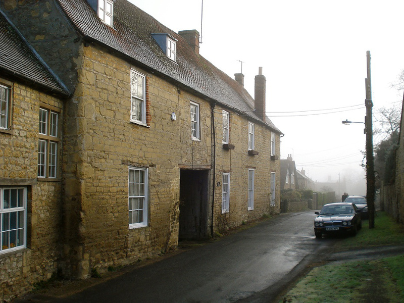 Old Crown, Wheatley village, Oxfordshire, England