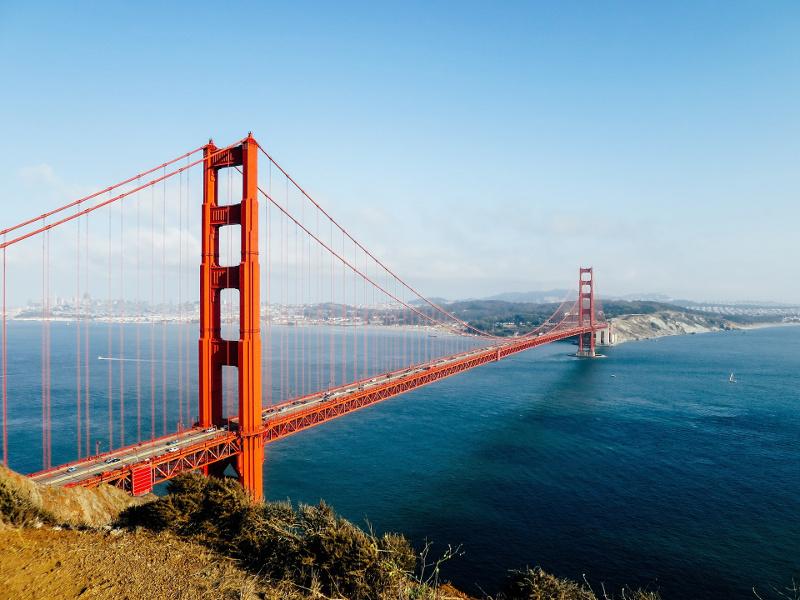 Golden Gate Bridge, San Francisco, United States