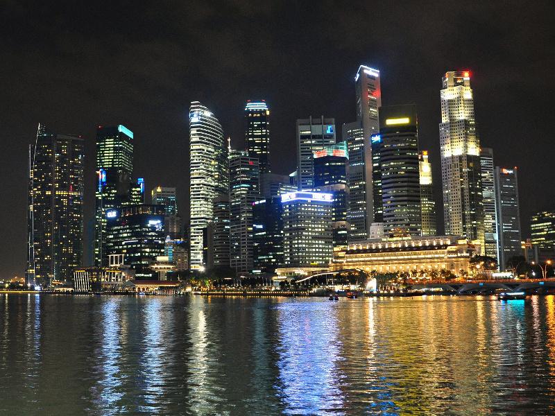 Singapore's Marina Bay