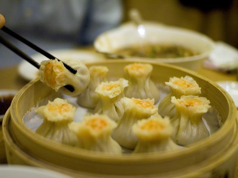 Siu mai Chinese dumplings