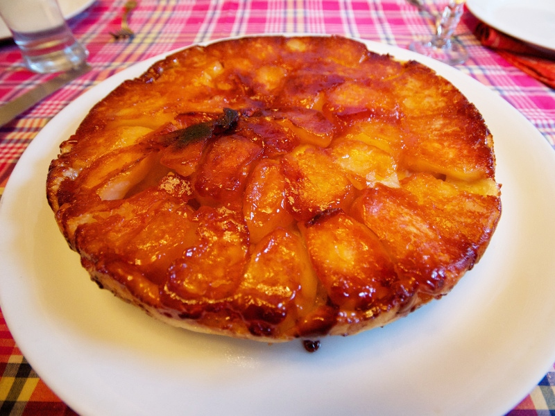 Tarte Tatin Recipe French Caramelized Apple Tart Whats4eats