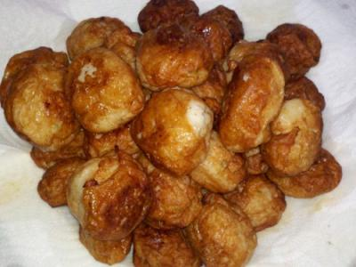 Boulettes de Poisson Recipe (Senegalese fried fish balls in tomato sauce)