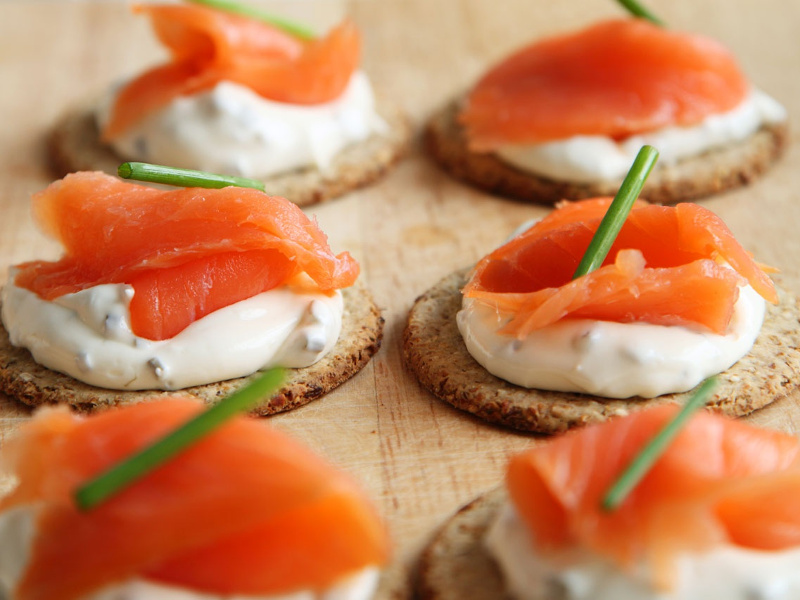 Gravlax (Swedish Cured Salmon) | Great Appetizers From All Around The World | Appetizers Menu