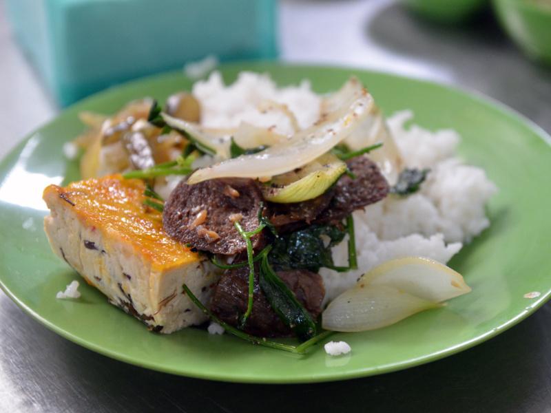 Buddhist vegetarian dishes