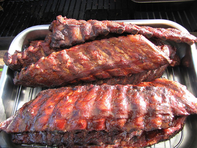Memphis Barbecue Ribs Recipe American Southern Soul Slow
