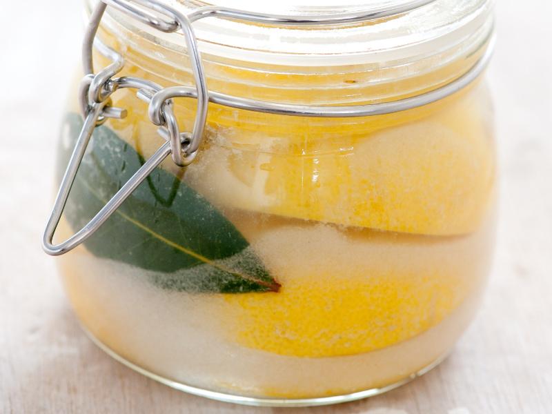 Leems (Moroccan preserved lemons)