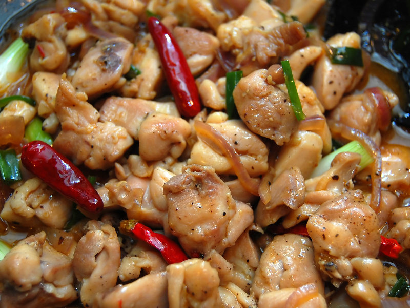 Ga Xao Sa Recipe Vietnamese Lemongrass Chicken Whats4eats