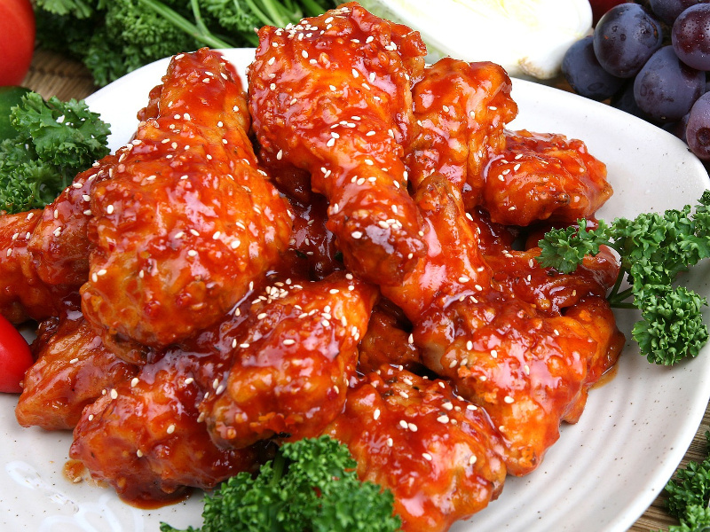 Easy Korean Fried Chicken Recipes