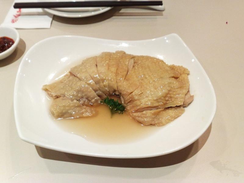 Zuiji (Chinese drunken chicken)