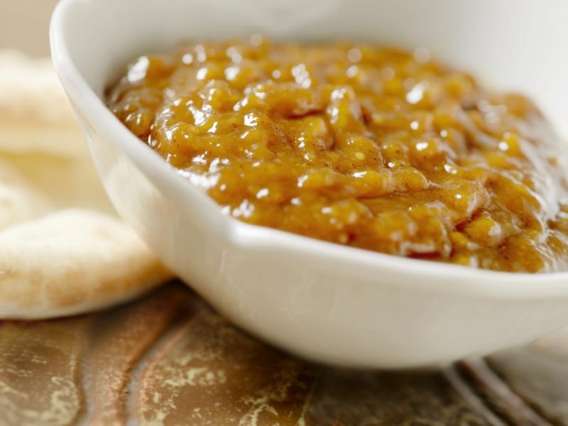 Aam ki Chatni (Indian mango chutney)