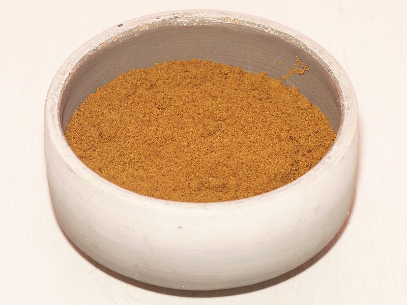 Bowl of ras el hanout