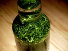 Aquavit (Swedish herb-infused vodka)