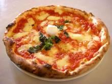 Pizza Napoletana (Italian traditional pizzas from Naples)