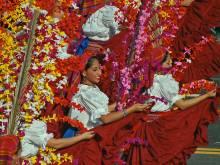 Salvadoran dancers
