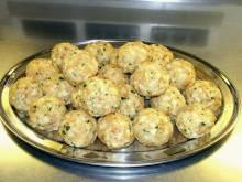 Semmelknödel German bread dumplings