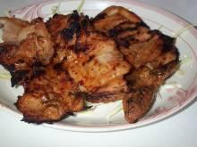 Mae-un Dak Gui (Korean hot and spicy grilled chicken)