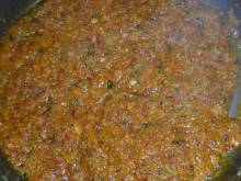 Cooking sofrito