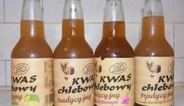Kwas Chlebowy (Polish fermented rye beverage)