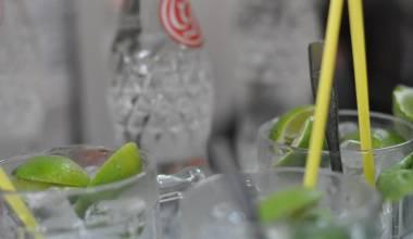 Soda chanh Vietnamese lime soda