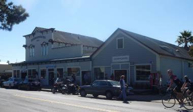 Point Reyes Station street scene