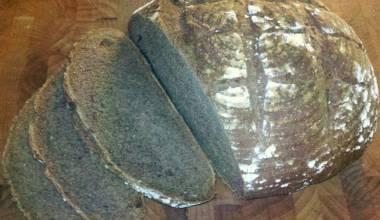 Cherniy Hleb (Russian black rye bread)