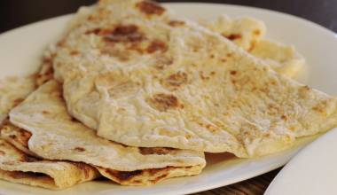 Lefse (Norwegian potato flatbread)