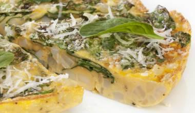 Frittata (Italian open-faced omelet)