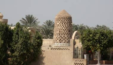 Egyptian pigeon loft