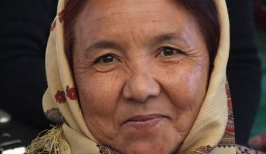 Woman from Turkmenistan