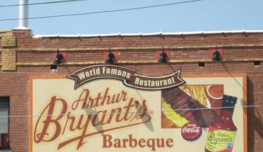 Kansas City barbecue joint
