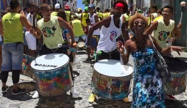Brazil Bahia street festival