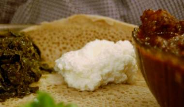 Iab (Ethiopian fresh cheese)