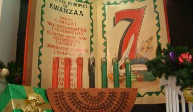 Seven principles of Kwanzaa