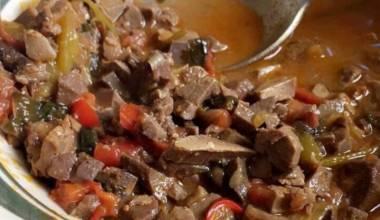 Candinga, a Honduran stew