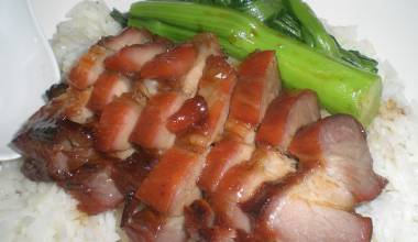 Char Siu (Chinese barbecue pork)