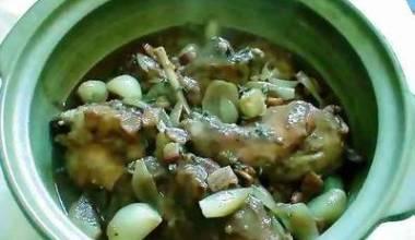 Hasenpfeffer Recipe (German stewed rabbit)