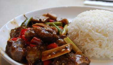 Hong Shao Rou (Chinese red-cooked pork)