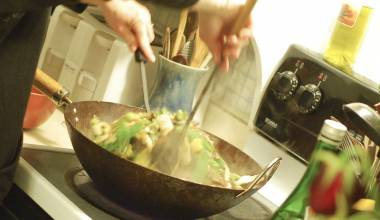 Stir frying virtuosa