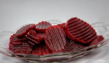 Inlagda rodbetor Swedish pickled beets