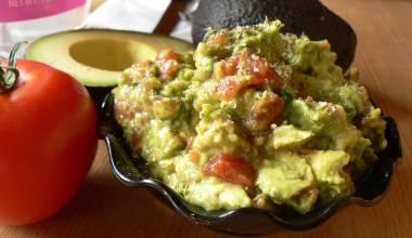 Guacamole (Mexican avocado dip)