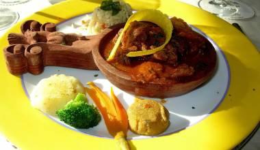 Seco de Chivo (Ecuadorian goat stew)