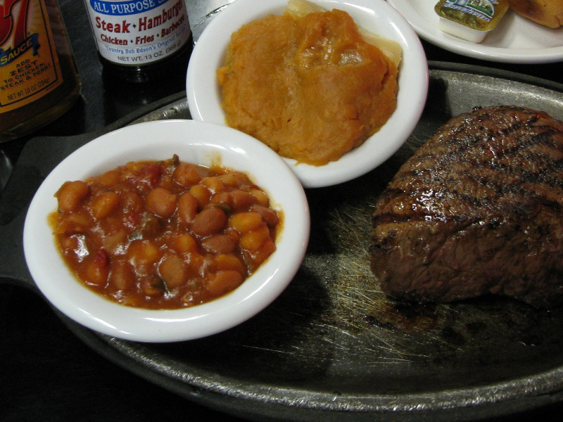 Cowboy Beans (American Tex-Mex beans with ground beef)